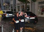 AOK Firmenlauf 2009 - Läufer auf dem Thie